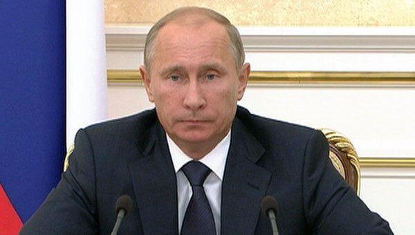 Путин расставил фигуры на финансовом поле правительства