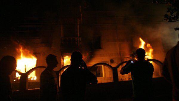 Беспорядки в болгарской деревне Катуница, начавшиеся после смерти Ангела Петрова в ДТП