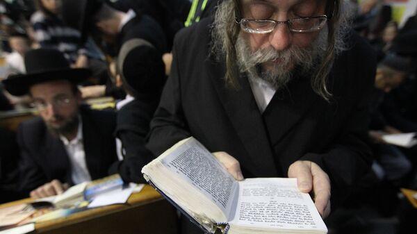 Около 40 тысяч хасидов отпразднуют в Умани еврейский Новый год. Архивное фото.