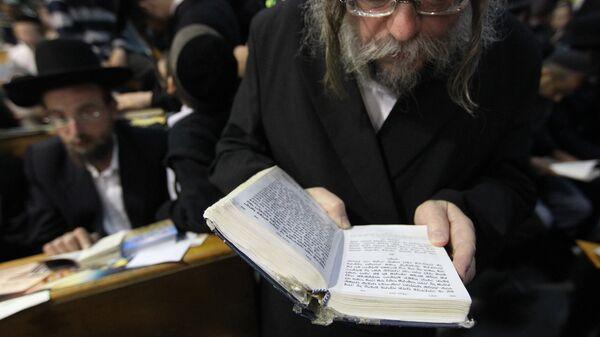 Около 40 тысяч хасидов отпразднуют в Умани еврейский Новый год