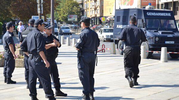 Меры безопасности перед антицыганскими акциями в Болгарии