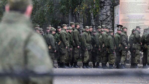 Под Воронежем госпитализированы около 140 военнослужащих