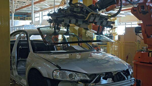 На автозаводе Группы ГАЗ запущено производство легкового автомобиля Siber. Архив
