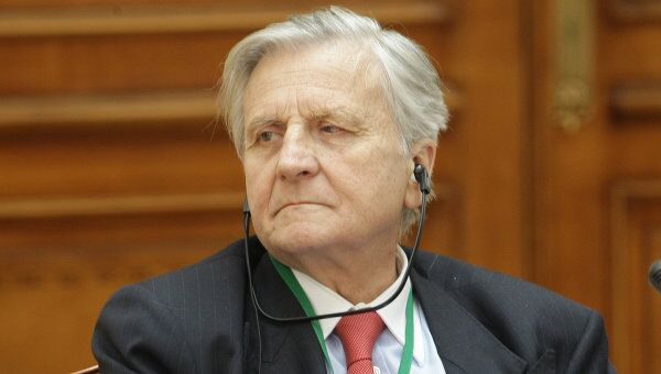 Бывший глава Европейского центрального банка Жан-Клод Трише. Архивное фото