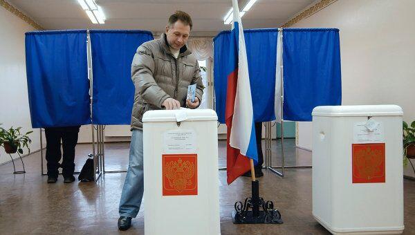 Кандидат от Единой России избран мэром Петропавловска-Камчатского
