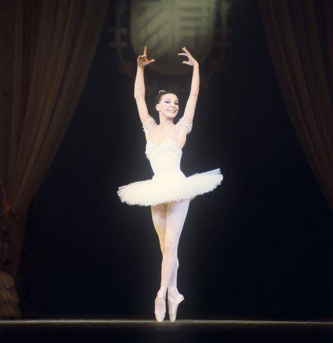 Балерина Нина Сорокина