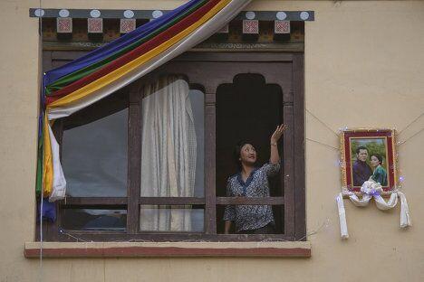 Подготовка к свадьбе короля Бутана