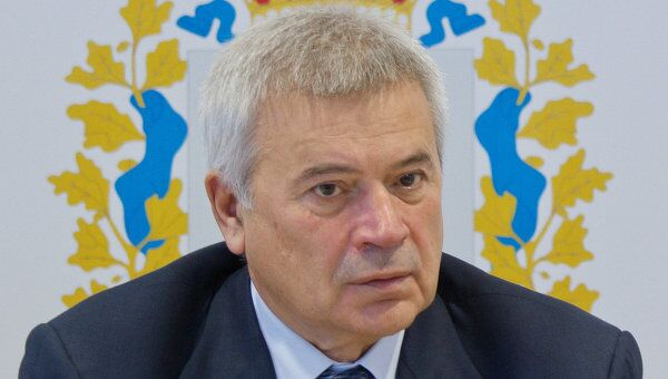 Президент ОАО ЛУКОЙЛ Вагит Алекперов. Архив