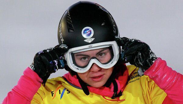 Екатерина Тудегешева. Архивное фото