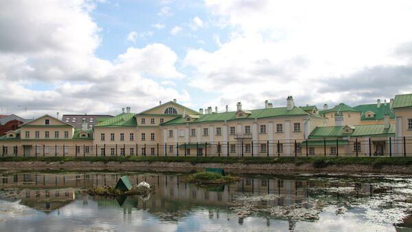 Сергиев Посад. Архивное фото