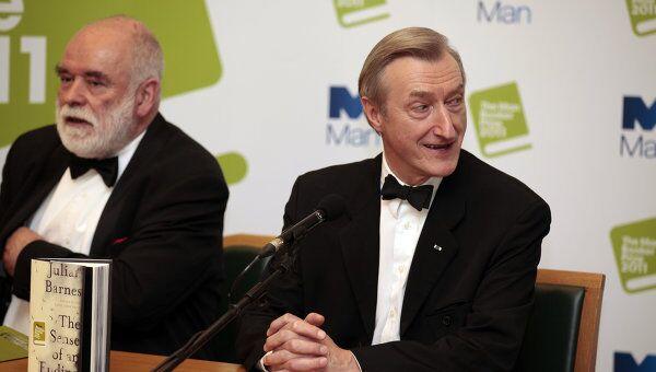 Лауреат Букеровской премии-2011 Джулиант Барнс