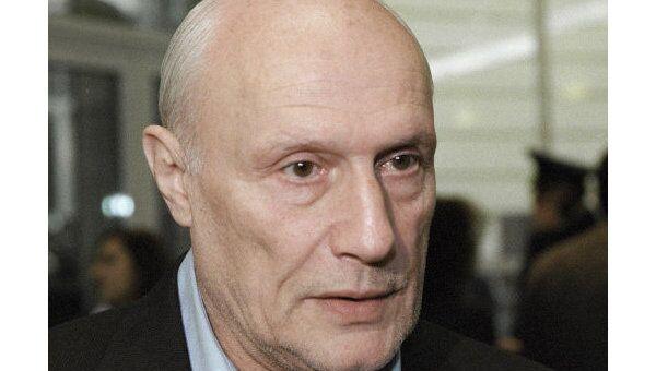Актер театра и кино Александр Пороховщиков