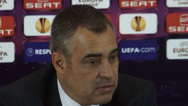 Поле было не нашей стороне - тренер ФК Локомотив об исходе матча с АЕК