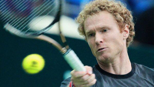 Российский теннисист Дмитрий Турсунов. Архивное фото