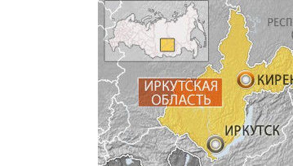 Иркутская область, город Киренск
