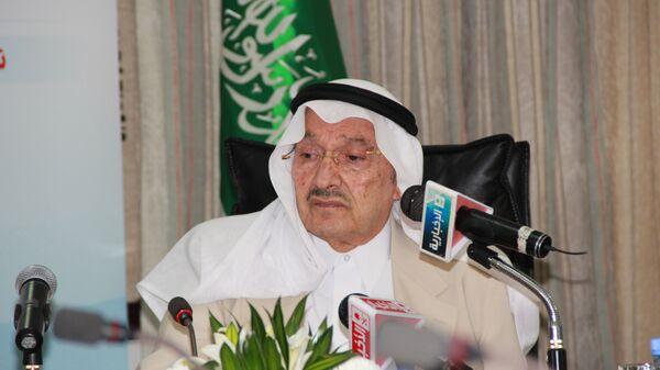 Саудовский принц Таляль бен Абдель Азиз Аль-Сауд