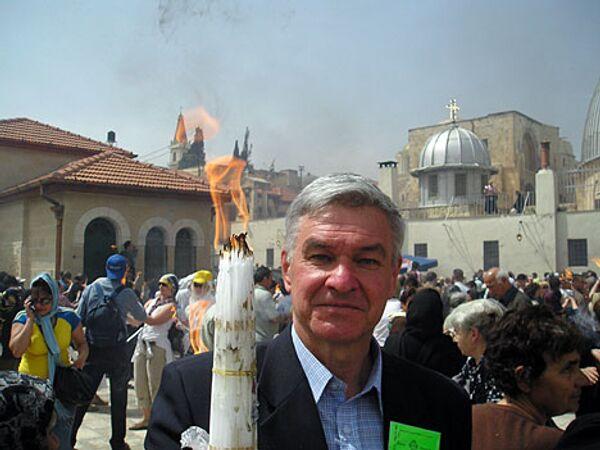 Фото священника Павла Конотопова (www.st-tatiana.ru)