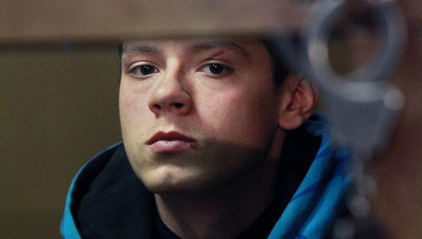 Арест Александра Илюхина в Черемушкинском суде города Москвы