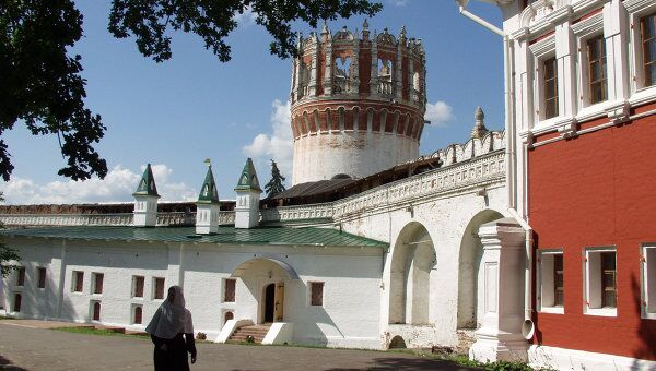Новодевичий монастырь. Архив