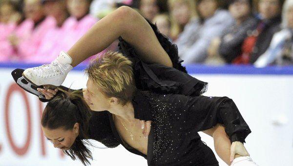 Екатерина Рязанова и Илья Ткаченко