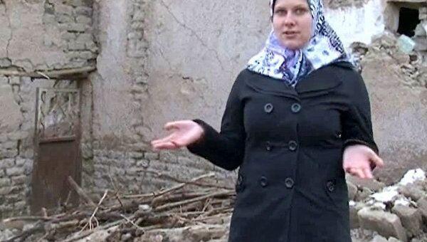 Наш дом стал облаком пыли – пострадавшая от землетрясения в Турции