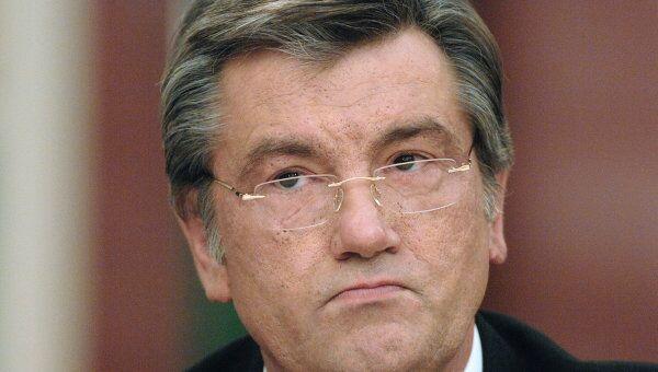 Ющенко вспомнил, что Украине нужен министр иностранных дел
