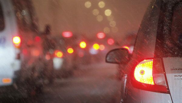 Ухудшение ситуации на автодорогах