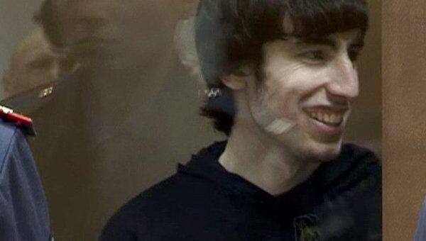 Виновный в убийстве Юрия Волкова улыбался перед вынесением приговора