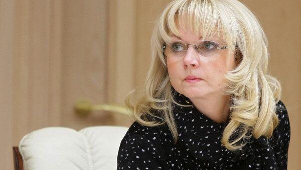 Татьяна Голикова. Архив