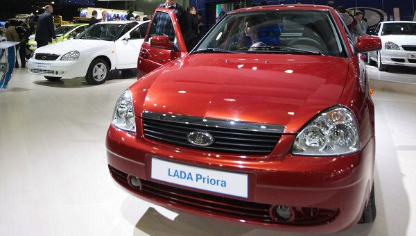 АвтоВАЗ в мае увеличил продажи на 66,7% - до 50 тыс автомобилей