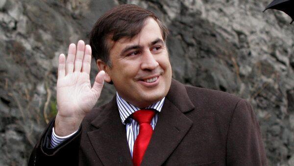 Саакашвили верит в восстановление добрососедских отношений с Россией
