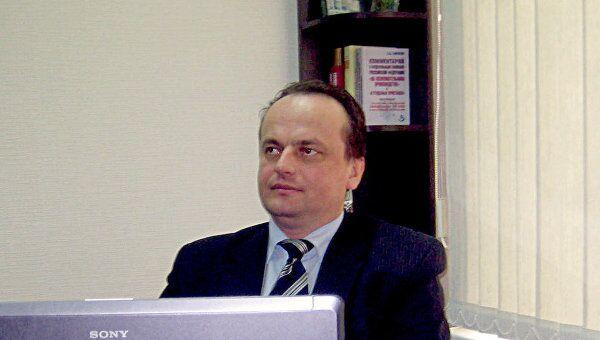 Бывший следователь СК МВД РФ, адвокат Павел Зайцев