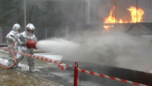 Энергетики в ходе учений устроили Фукусиму на Нововоронежской АЭС