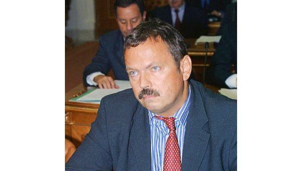 Заместитель министра экономического развития и торговли Максим Медведков