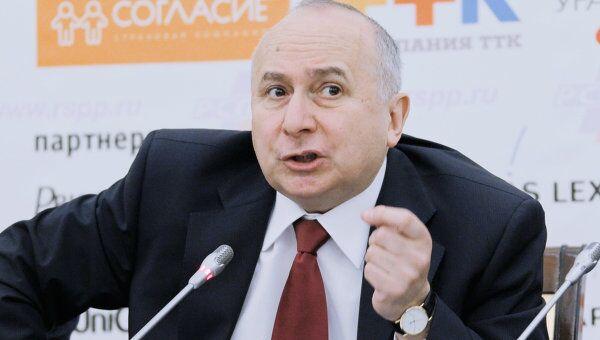Объем вкладов в Межпромбанке плюс не превышает 2 млрд руб - Меликьян
