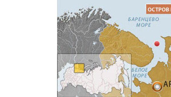 В Белом море потеряна связь с сухогрузом Капитан Кузнецов