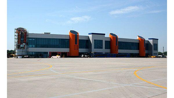Калининградский аэропорт Храброво пока не возобновил работу