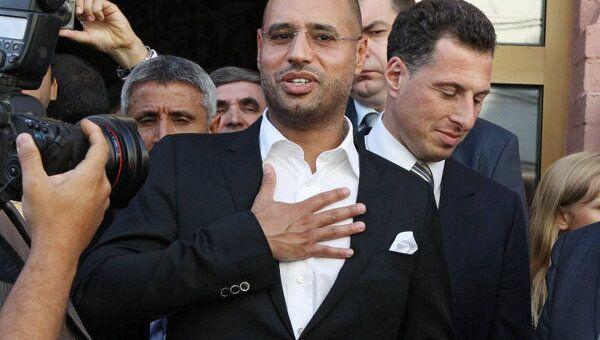 Сейфа аль-Ислама могут приговорить к смерти - министр юстиции ПНС Ливии