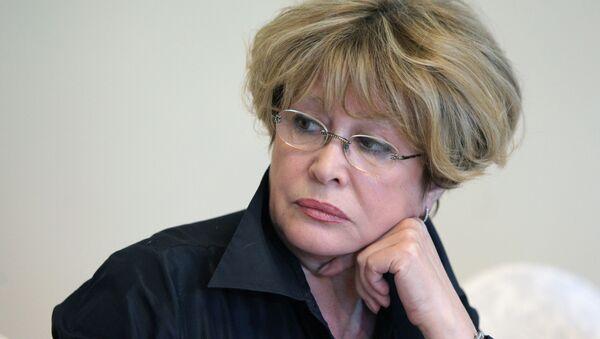 Актриса Марина Неелова. Архивное фото