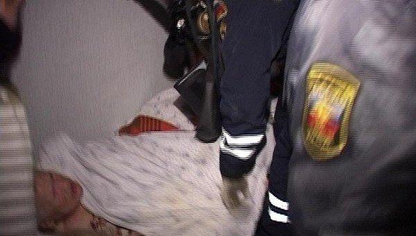 Взрыв газа в жилом доме в Ставрополе