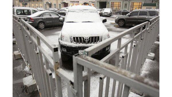 Госдума с 2012 года может ввести противоугонную маркировку для машин