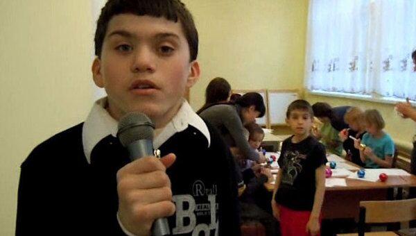Ребята из подмосковного приюта отправят подарки в ярославский интернат