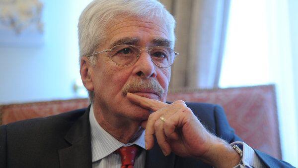 Генеральный секретарь ИКАО Раймон Бенджамин. Архивное фото
