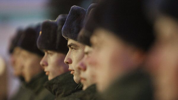 Служба в российской армии