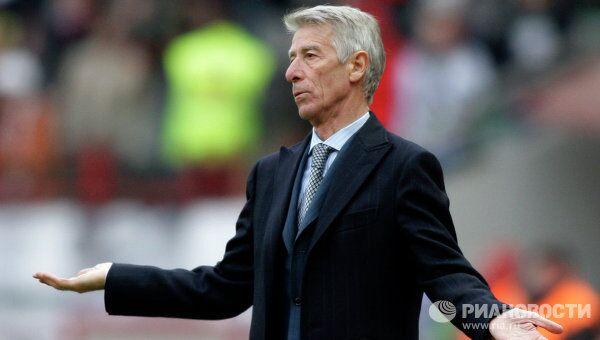 Футбол. РФПЛ. Матч Локомотив (Москва) - Томь (Томск) -2:1
