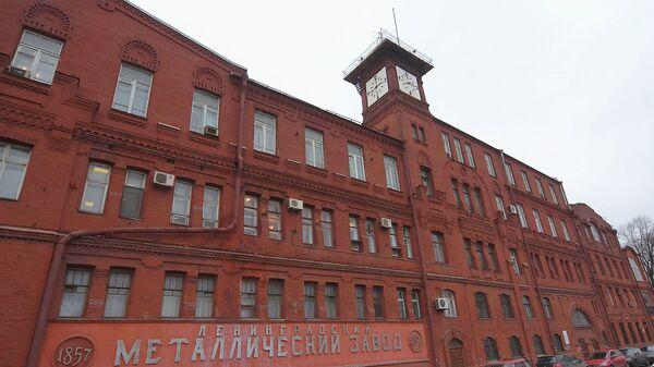 Здание ОАО Силовые машины в Санкт-Петербурге