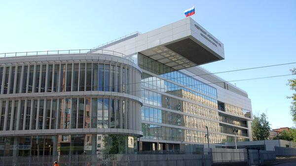 Здание арбитражного суда Московского округа. Архивное фото