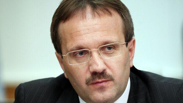 Анатолий Абрамов, заместитель мэра Томска по экономике и финансам