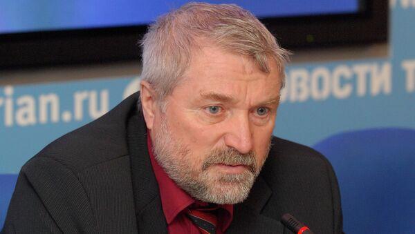 Руководитель томского УФАС России Владимир Шевченко