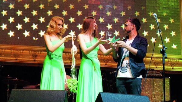 Премия за достижения в светской жизни Бриллиантовая рука - 2012